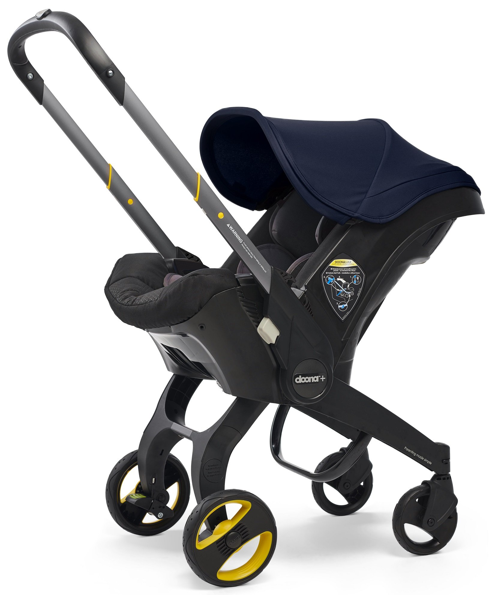Stroller Doona Infant Car Seat And Stroller NON ISOFIX – Royal Blue