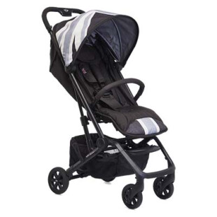 Cabin Size Easy Walker Mini XS – Union Jack Black
