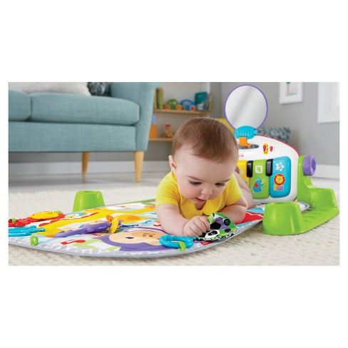 Fisher Price Deluxe Kick and Play Piano Gym 5
