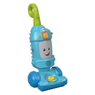 Fisher Price Laugh & Learn Light-up Learning Vacuum