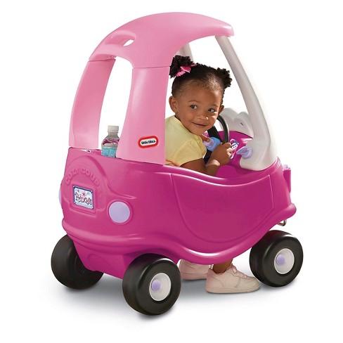 Toys Little Tikes Cozy Coupe Princess Magenta