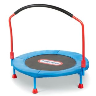 Toys Little Tikes Easy Store Trampoline 3 Foot