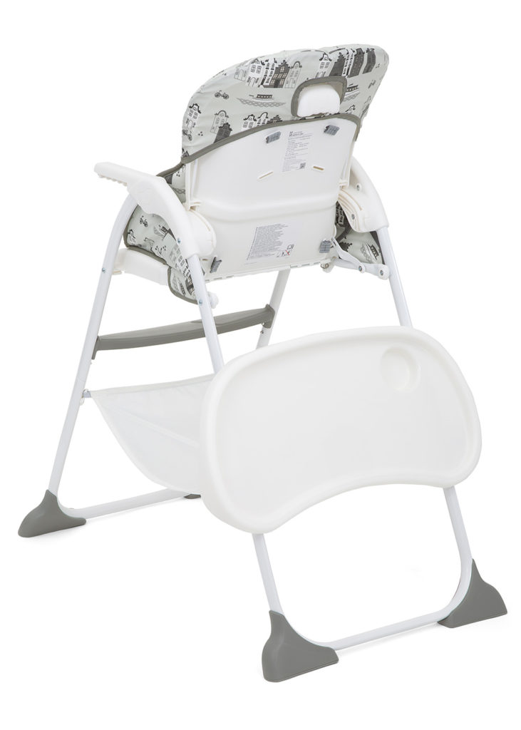 High Chair Joie Mimzy Snacker High Chair – Petite City