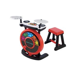 Toys ELC Drum and Beats Drum Kit