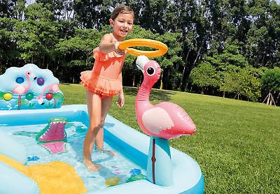 Toys Intex Jungle Adventure Play Center Kids Pool