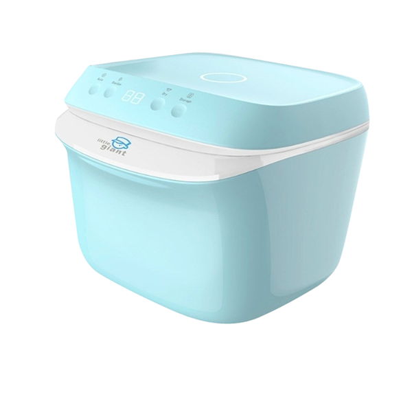 Health Little Giant Ornate Digital UV Sterilizer & Dryer – Blue