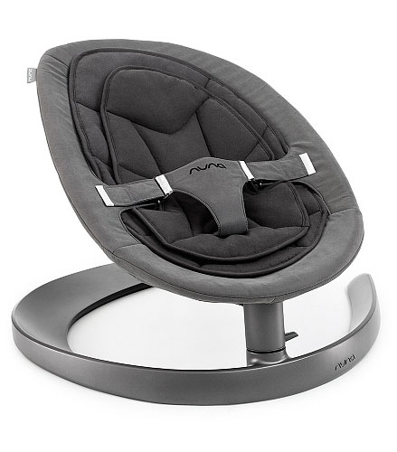 Bouncer & Swing Nuna Leaf Curv Luxx – Dusk