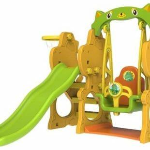 Playhouse & Tents Tobebe Jumbo Dino Slide and Swing
