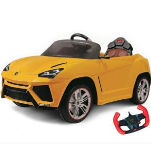 Mobil Aki Rastar Lamborghini Urus Concept Electric Yellow