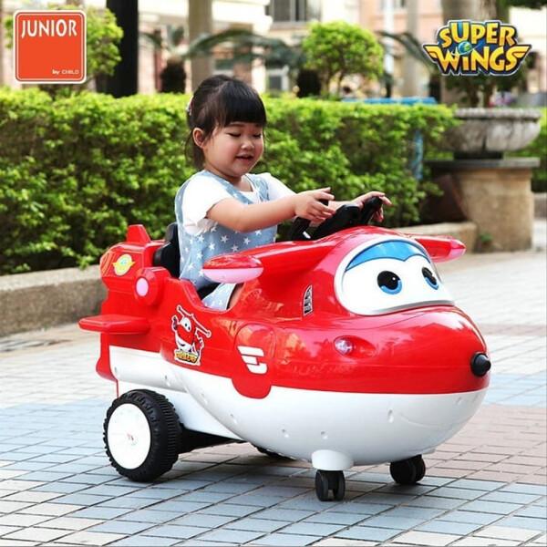 Toys Junior by Child Super Wings Jett Mobil Aki
