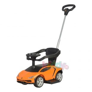 Pliko Ride On Mobil Lamborghini Centenario – Orange