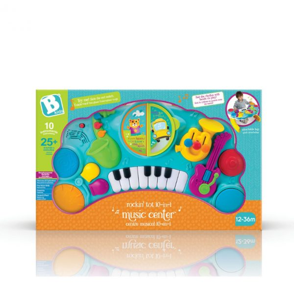 Bkids Rockin' Tots Music Piano 3