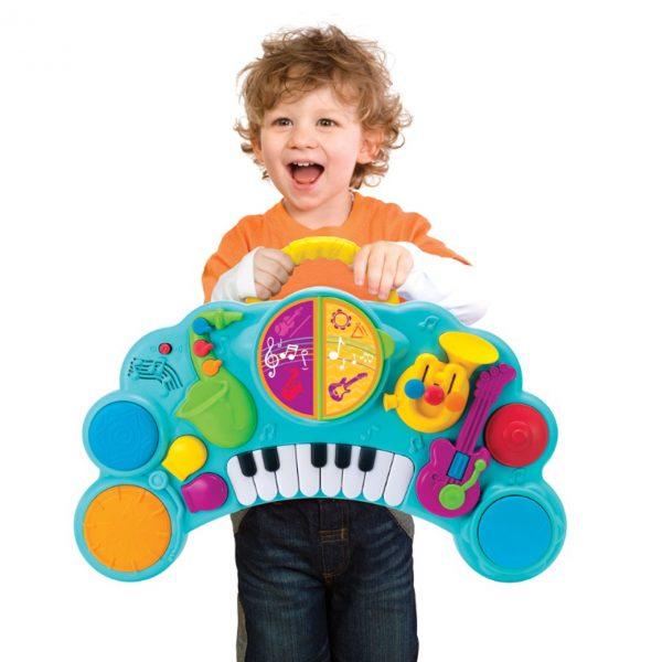 Bkids Rockin' Tots Music Piano 5