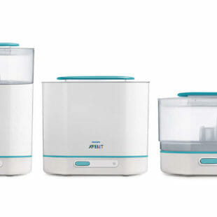 Sterilizer Philips Avent 3in1 Electric Steam Sterilizer