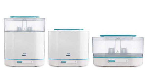 Sterilizer Philips Avent 3in1 Electric Steam Sterilizer