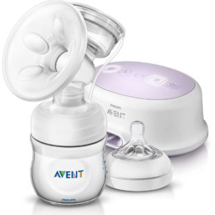 Breastpump Avent Comfort Single Electric Breastpump