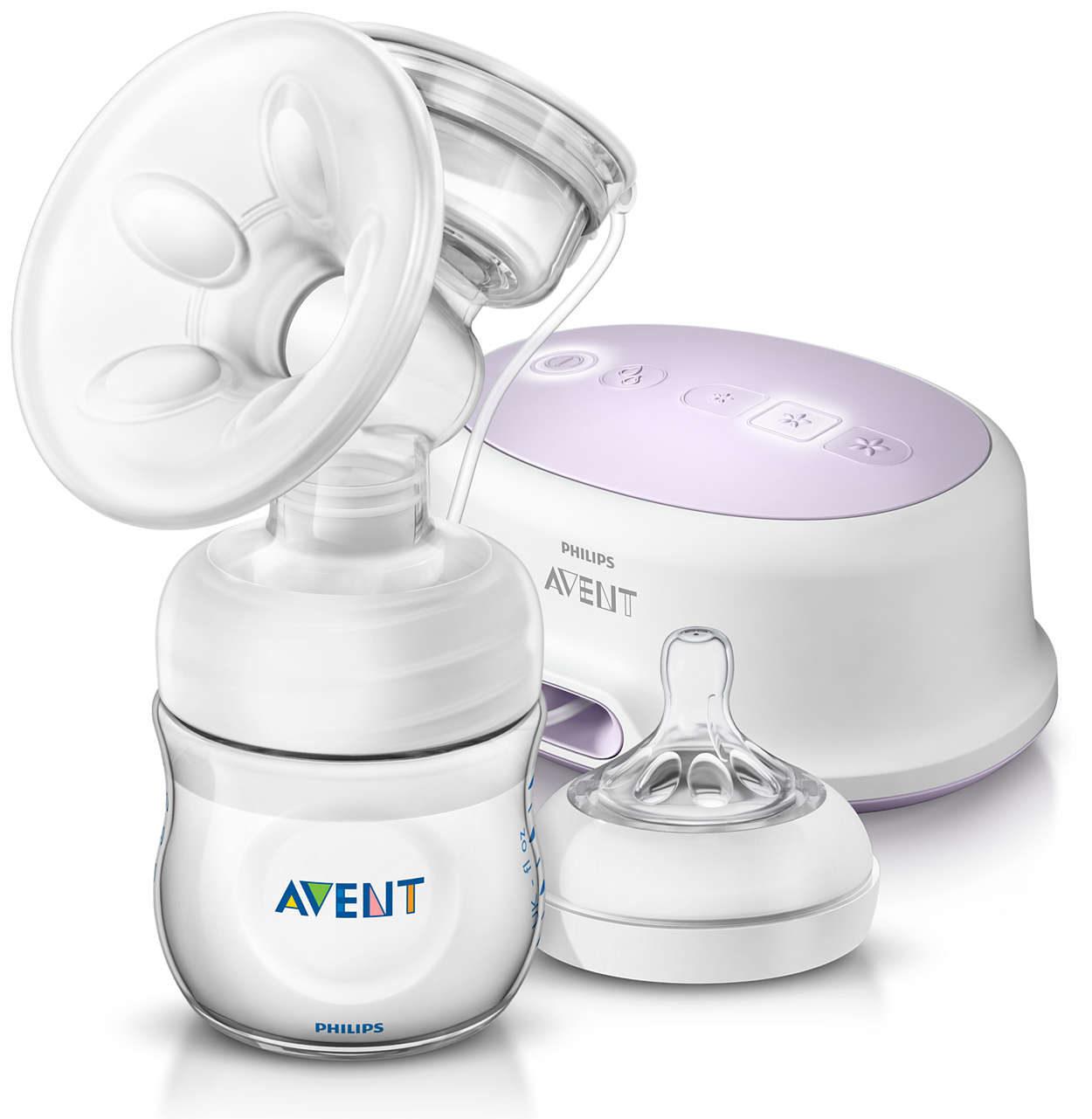 Breastpump Avent Comfort Single Electric Breastpump