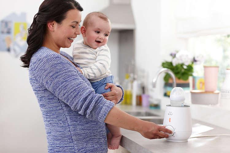 Feeding Philips Avent Fast Bottle Warmer