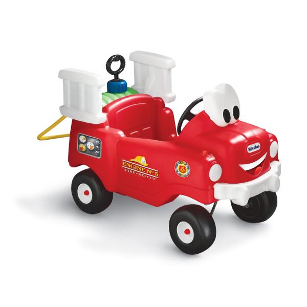 Little Tikes Cozy Coupe Spray & Rescue Fire Truck (DISKON – Selang Air Sedikit Bocor) 2