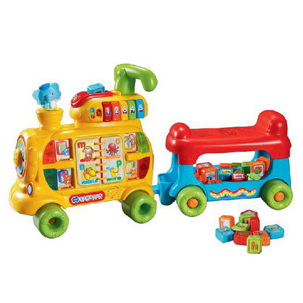 Toys VTech Sit to Stand Alphabet Train