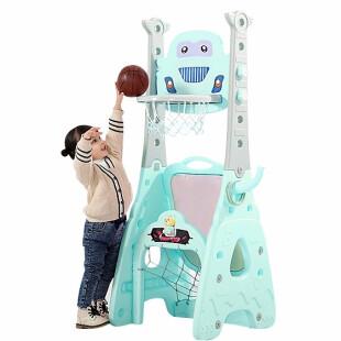 Toys Parklon Easel & Basketball 7in1 Play Center