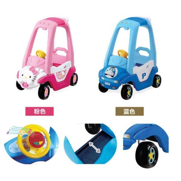Yaya Hello Kitty Soft Roof Car 5