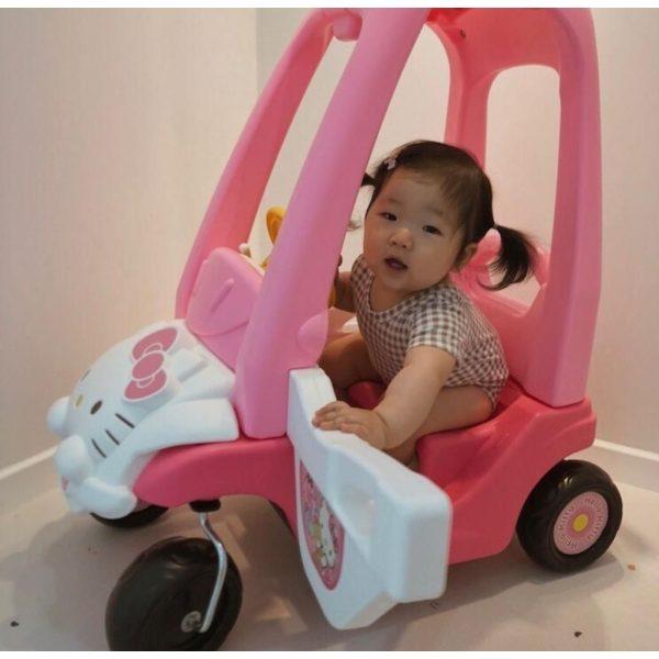 Yaya Hello Kitty Soft Roof Car 4