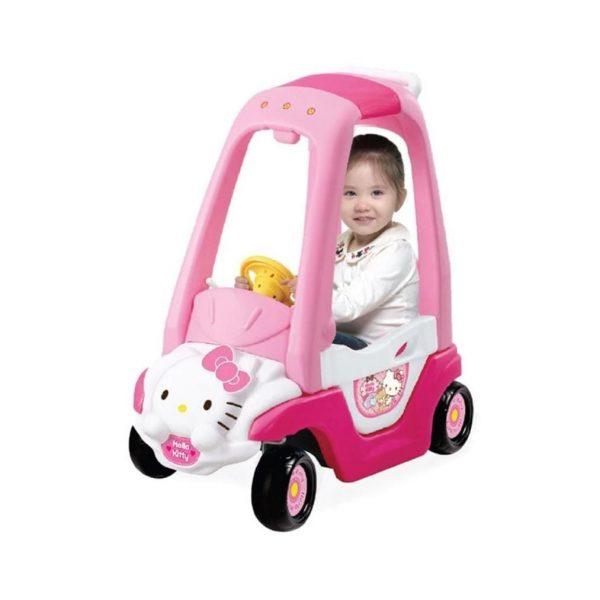 Yaya Hello Kitty Soft Roof Car
