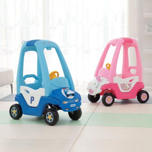Yaya Hello Kitty Soft Roof Car 3