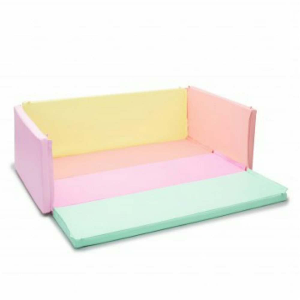 Safety Lumba Playmat Bumperbed 5cm – Shabby Chic