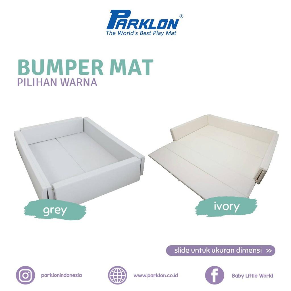 Safety Parklon Bumper Mat – Grey