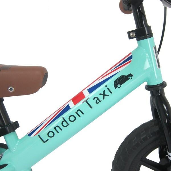 London Taxi Kick Bike – Light Green 7