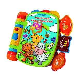 Toys VTech Animal Friends Nursery Rhyme Book