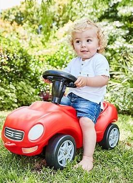Toys ELC Racer Ride-On Car