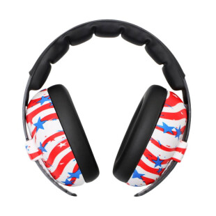 Earmuff Baby Banz Mini Earmuffs – US Flag