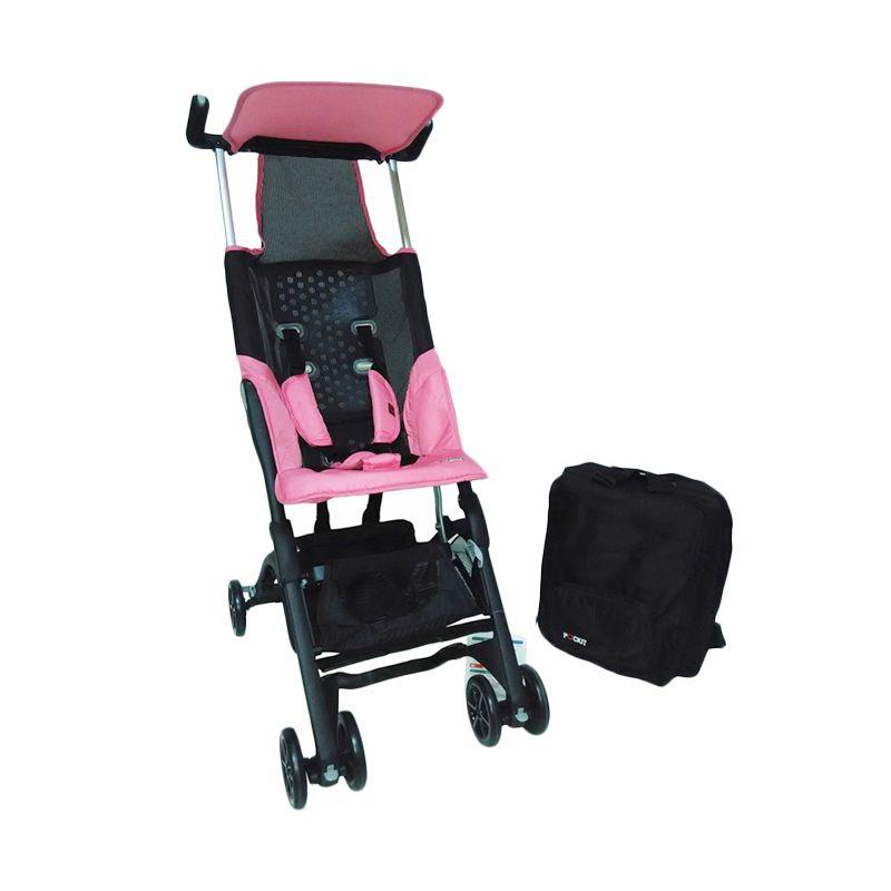 Stroller Cocolatte Pockit 689 – Pink