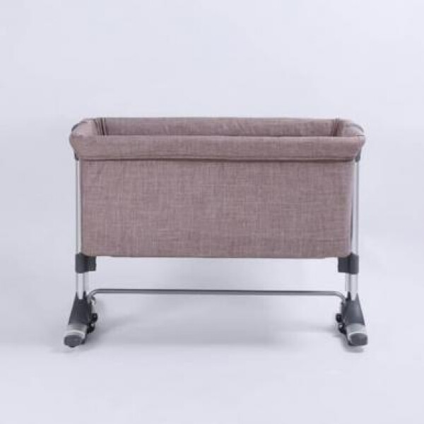 BabyDoes CH-165-BP Mini Comfi Side Bed Baby Box – Khaki 7