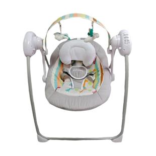 Nursery BabyDoes Cozy Electric Swing – Grey