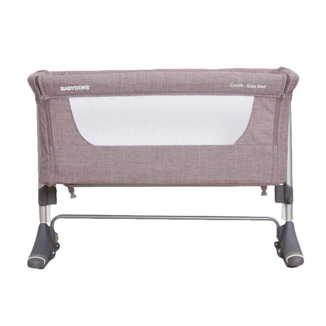Nursery BabyDoes CH-165-BP Mini Comfi Side Bed – Khaki