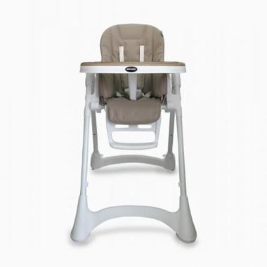 Gear BabyDoes Happy Dino High Chair – Coffee