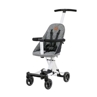 Stroller Babyelle Rider Convertible BS 1688 – Grey