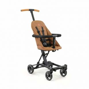 Babyelle Rider Convertible BS 1689 Leather Edition – Brown