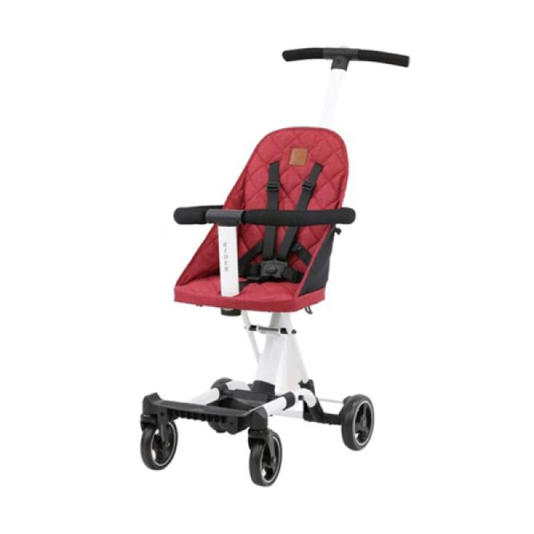 Stroller Babyelle Rider Convertible BS 1688 – Red