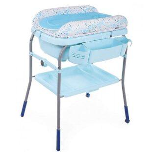 Chicco Cuddle & Bubble Baby Tafel – Ocean Blue