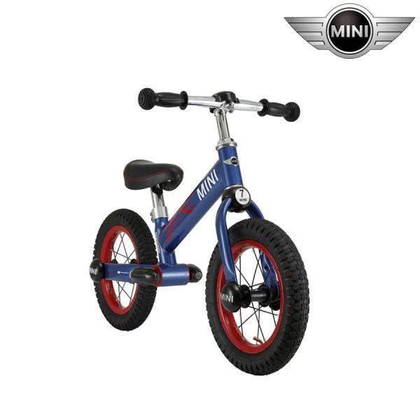 Rastar Mini Cooper 12 Inch Kid Balance Bike – Blue