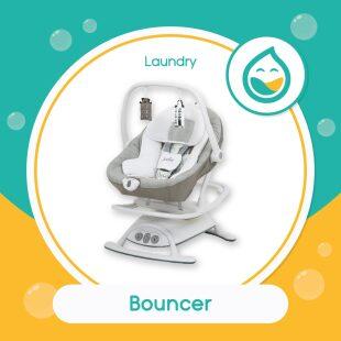 Laundry Bouncer – Bubble Clean (Noda Ringan)