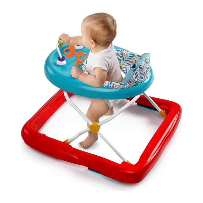 Toys Bright Starts Pack of Pals Baby Walker