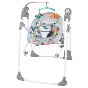 Nursery Bright Starts 2in1 Rock and Swing – Toucan Tango