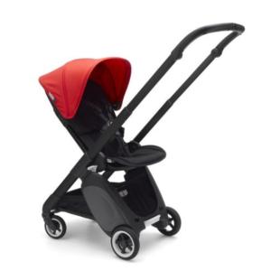 Stroller Bugaboo Ant Stroller Frame Black – Neon Red