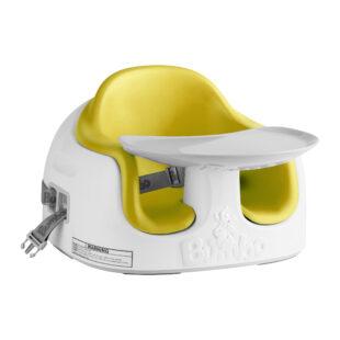 Gear Bumbo Multi Seat – White Yellow